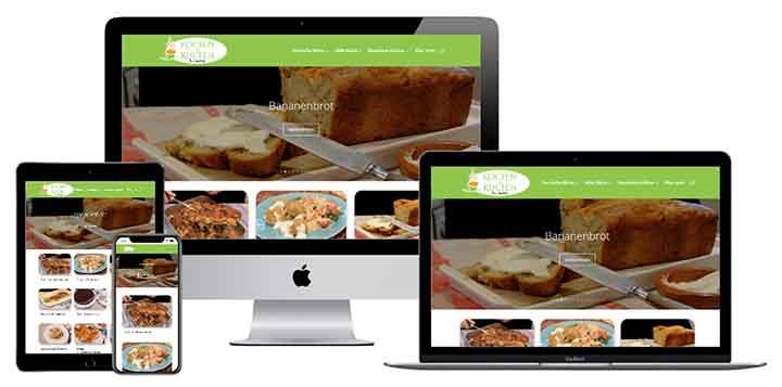 Thomas Gunia_DigiMedia_Wordpress_Webgestaltung_Kochen und Kuchen
